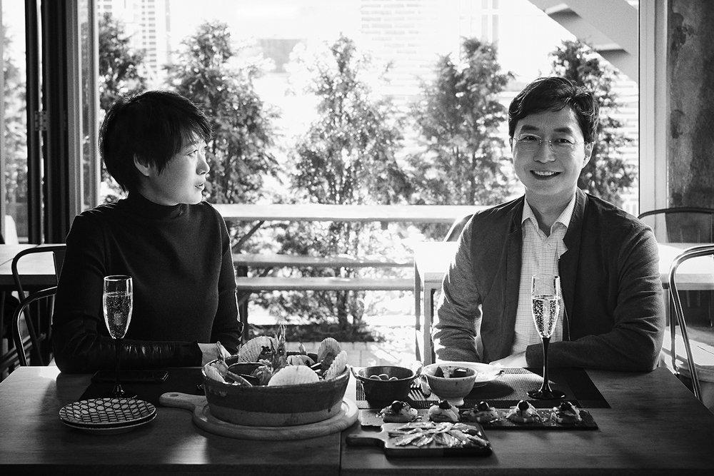 Cheon Un-yeong. Yoo Hyun-Jun