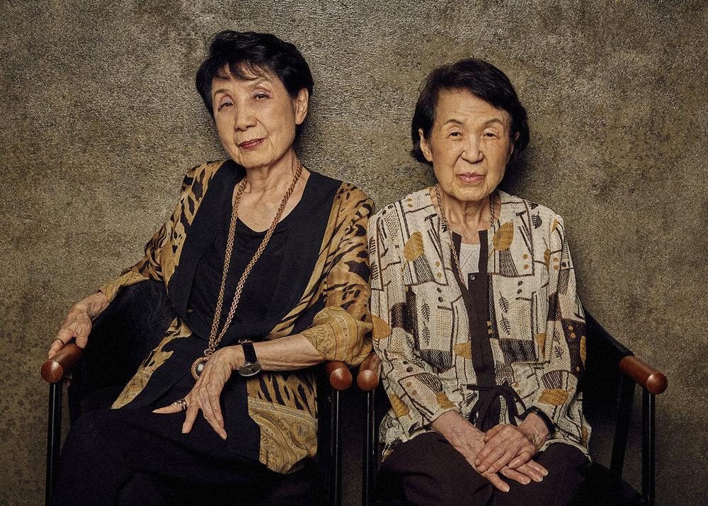 Norah Noh & HyunJa Noh