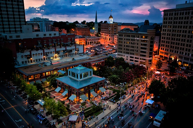 Downtown -