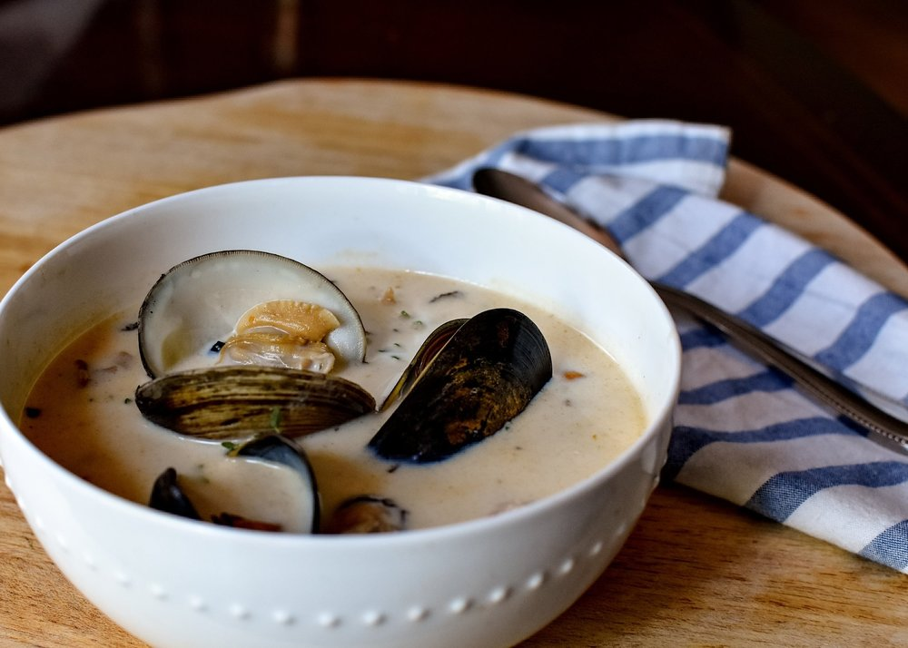 Seashell Chowder