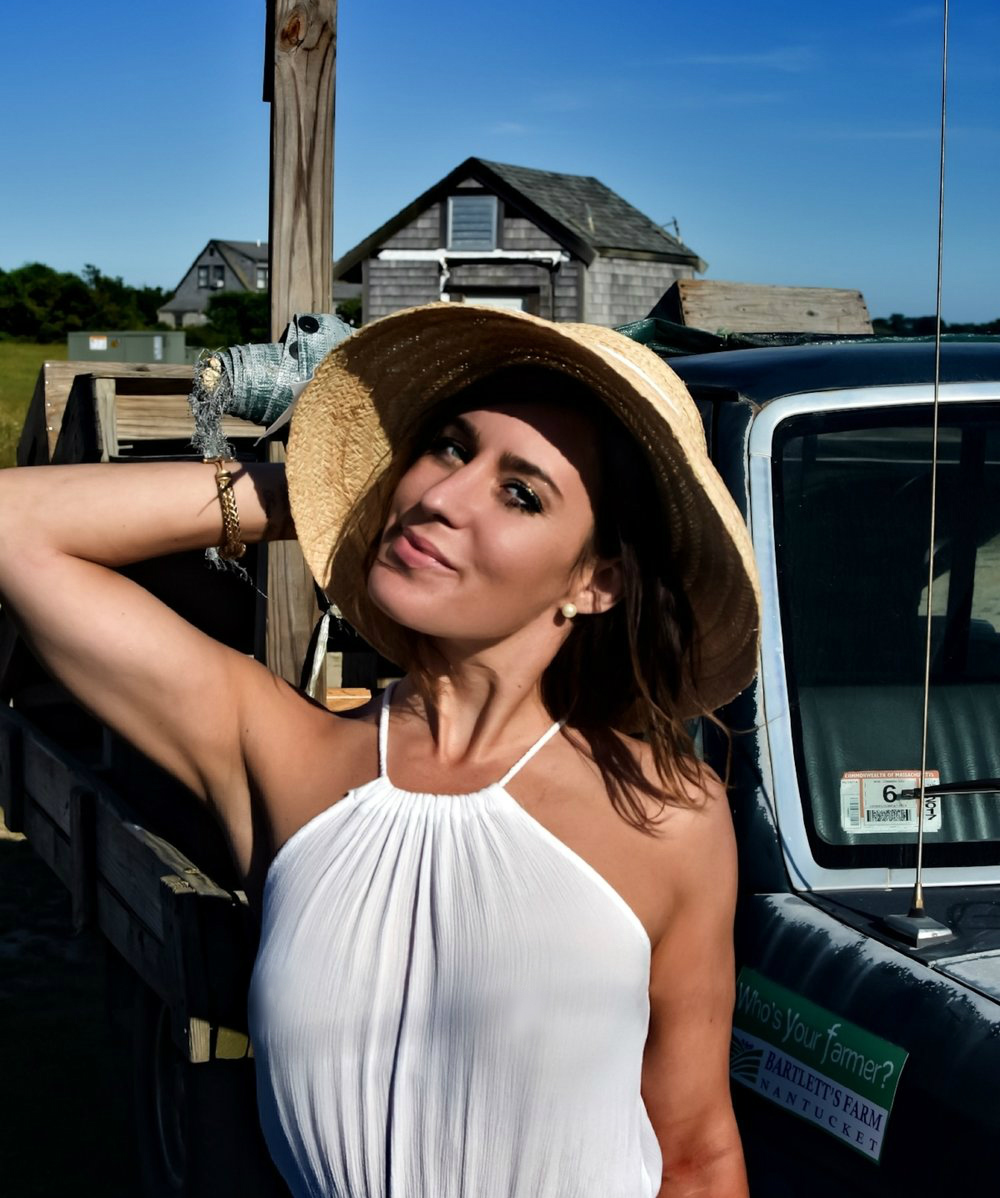 This airy dress by  Holiday  is essential for keeping cool when exploring the pastoral heart of the island.