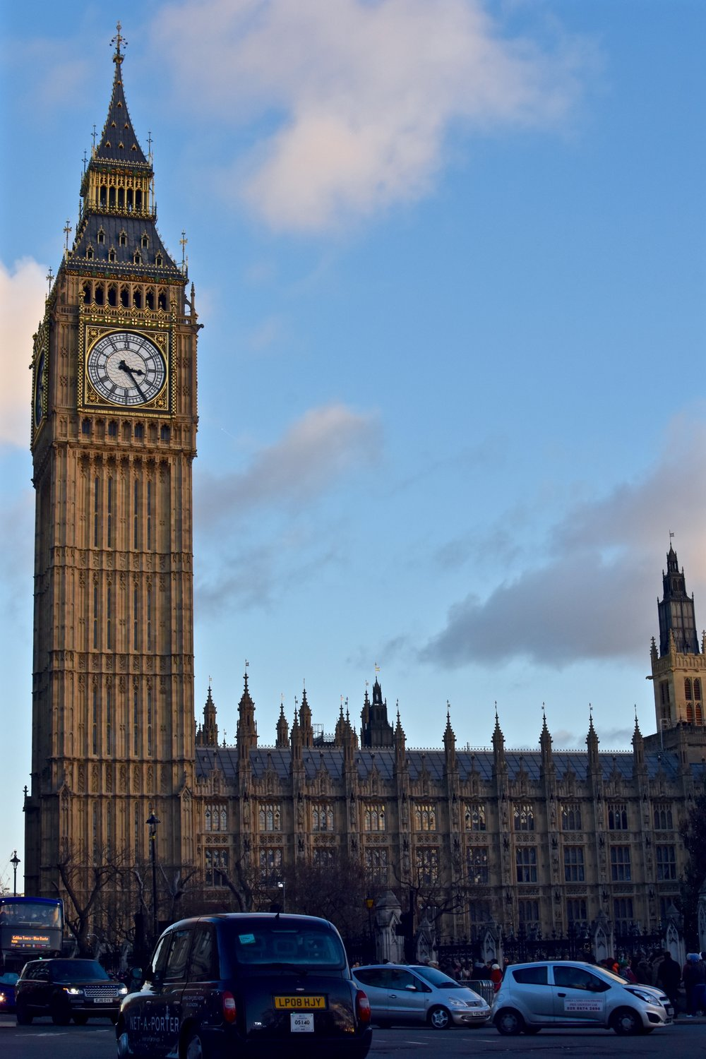 "Commonly referred to as ""Big Ben"" (officially the nickname for the massive bell behind the clock), this iconic landmark, located at the north end of the Houses of Parliment in Westminster, was renamed as the Elizabeth Tower in 2012 in celebration of the Diamond Jubilee of HRM Elizabeth II.  Previously, it was known simply as the Clock Tower."