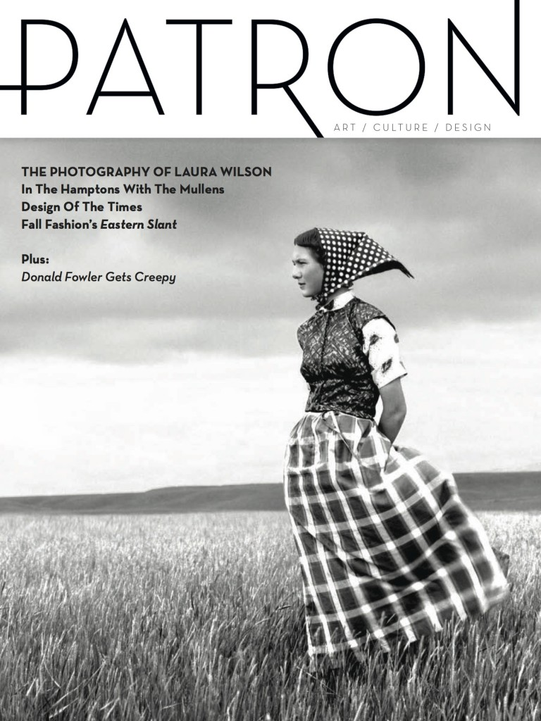 Patron Mag (Aug-Sept) EMBREE & LAKE
