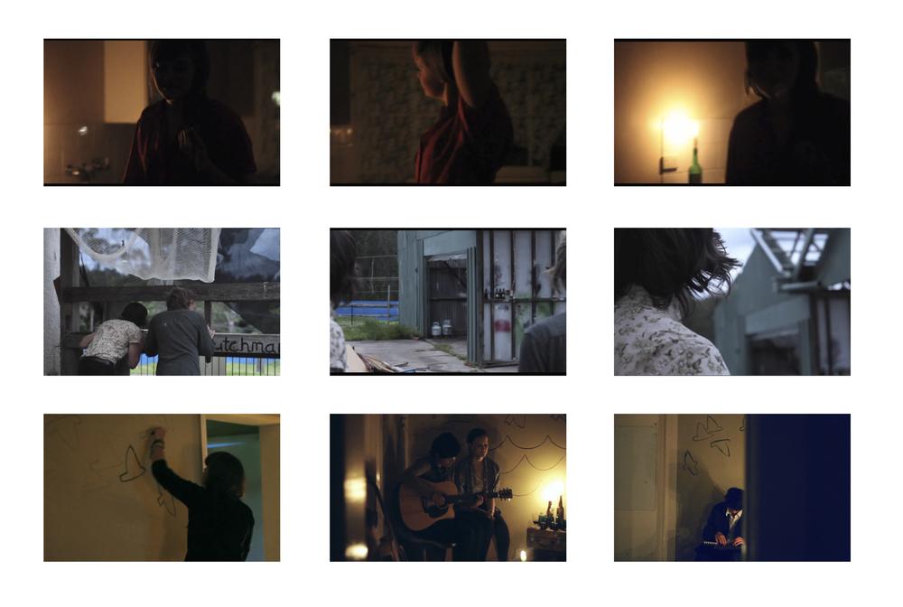 Stills captured from   Narika Mckenzie  's Unedited Minutes Project