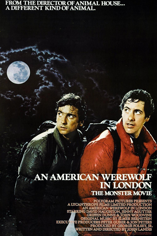 AnAmericanWerewolfInLondonPoster