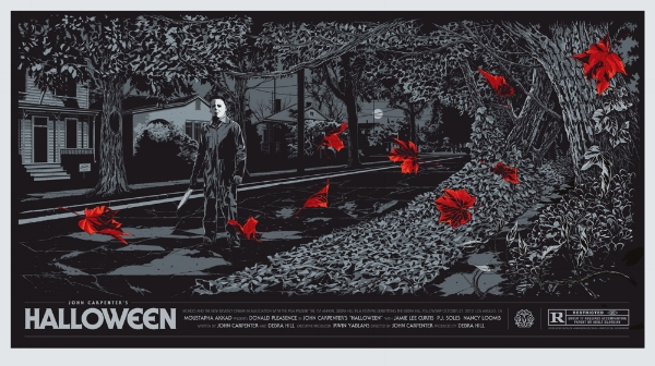 Halloween Poster Design by Mondo