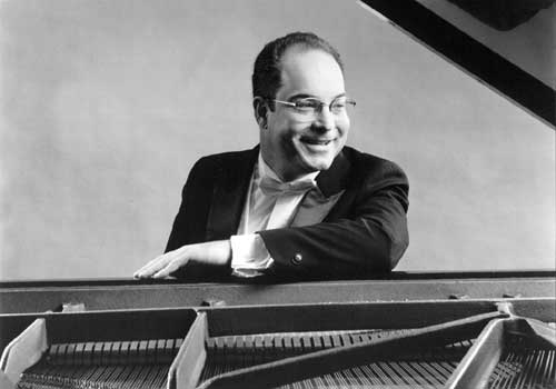Norman Krieger, pianist
