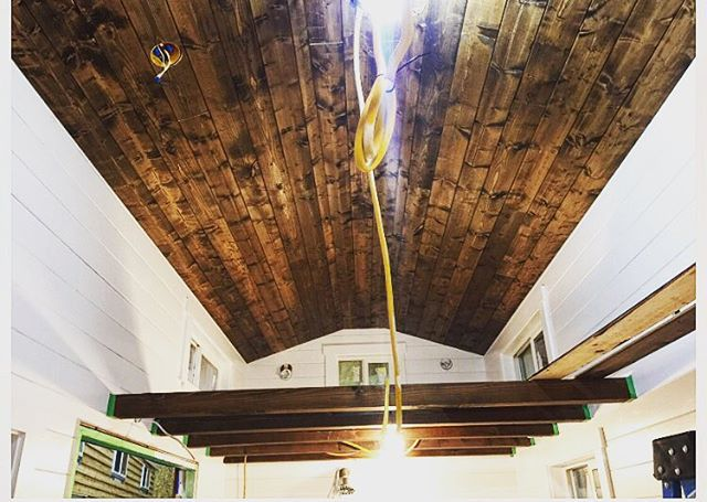 <3 Ceiling and Beams <3