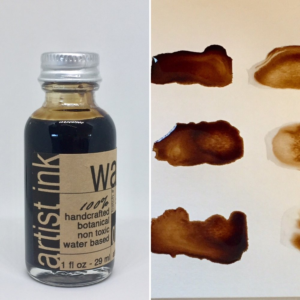 Artist Ink: 1 oz Walnut