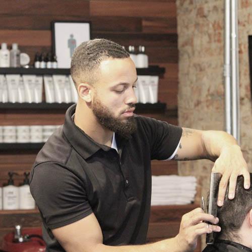 Rob Johnson - Barber Junior