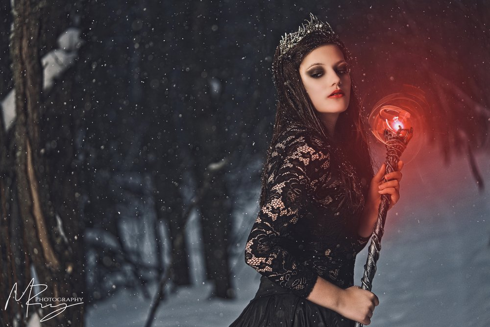 Evil Queen Tatem -