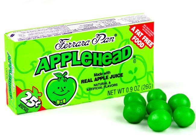 #appleheads
