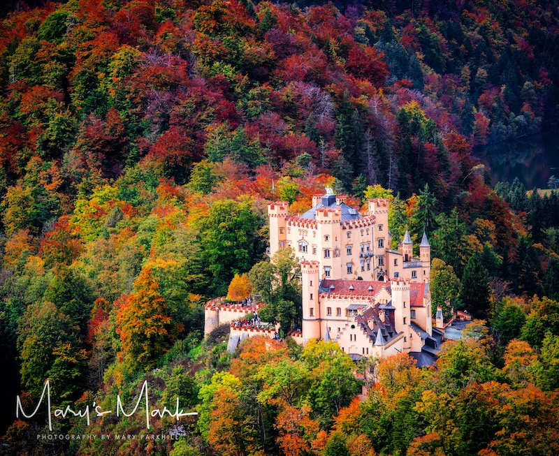 Photographer Best Landscape Photography Hohenshwangau Germany Castle Best Photograph Traveling Photographer Marys Mark Photography.JPG