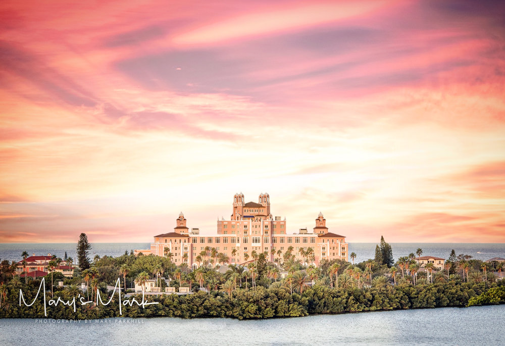 Photographer Landscape Photography Don Cesar Hotel Florida St Pete Beach Marys Mark Photography.jpg