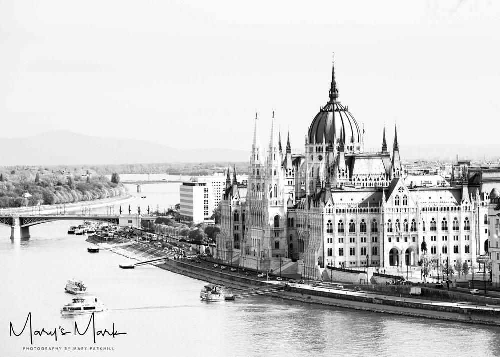 Photographer Budapest Hungary Parliament Large Canvas Print Landscape Photography Wall Decor Marys Mark Photography.jpg