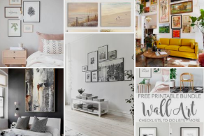 Wall Art Layout Ideas  here !