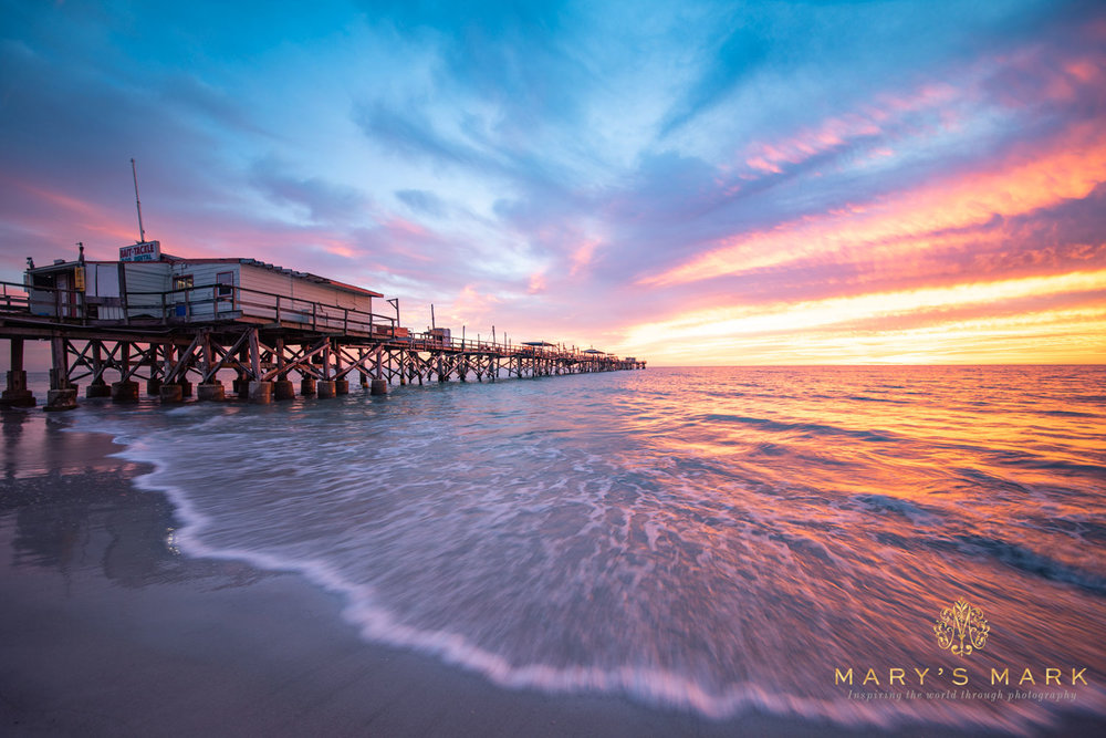 Sunset-and-Fishing-Pier-Florida-by-Mary-Parkhill-Fine-Art-Photography.jpg