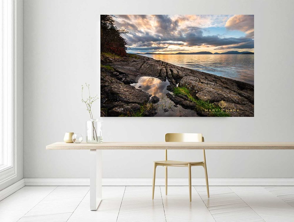 Landscape-Artwork-of-San-Juan-Islands-by-Mary-Parkhill-at-Sunset.jpg