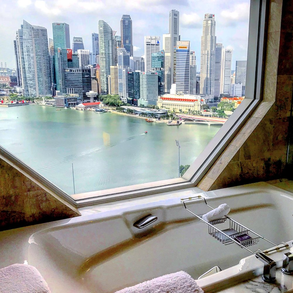 Singapore Cityscape Photography