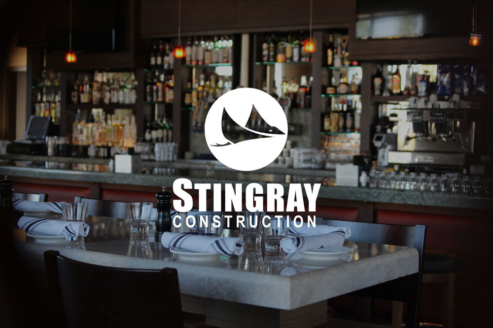 Stingray Construction Branding