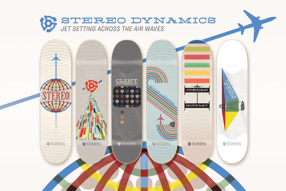 Stereo Dynamics Series Rauto
