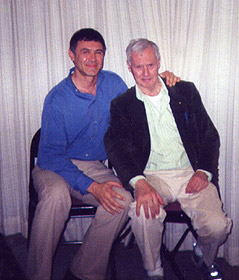 David Conte, Ned Rorem San Francisco Conservatory, 2003