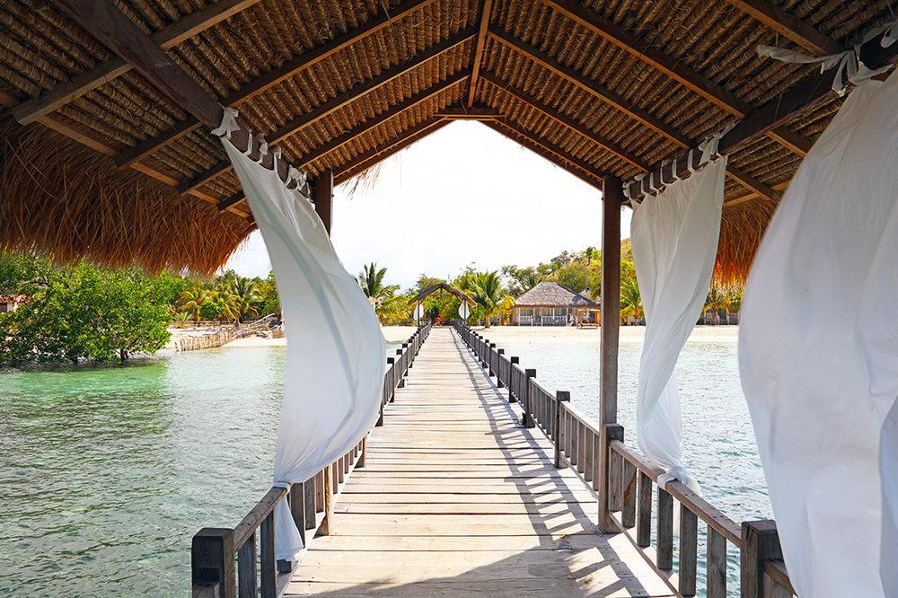 Soraya resort komodo island