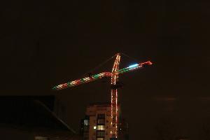 Christmas Cranes