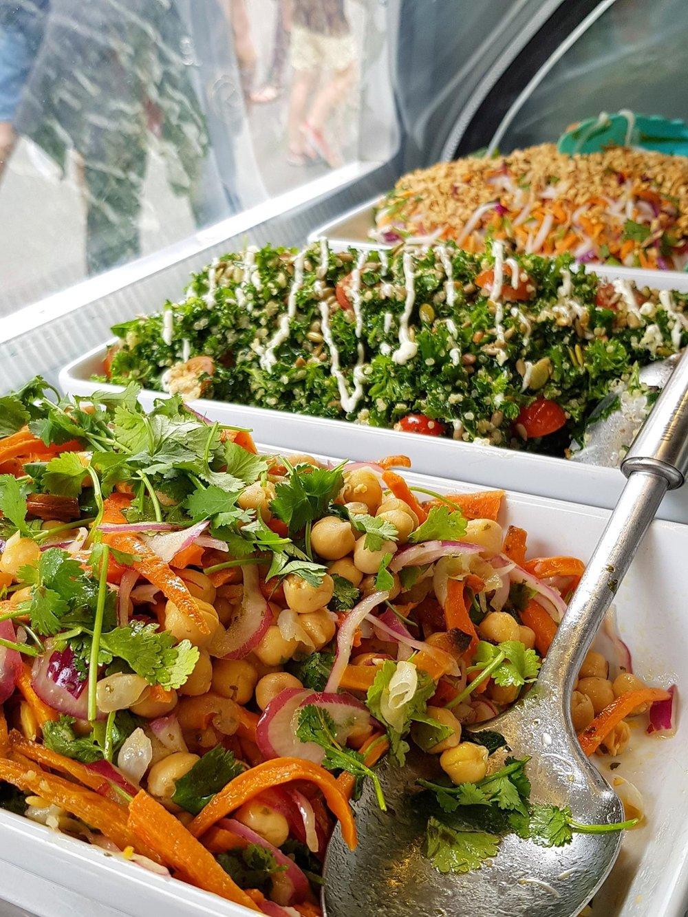 VEGE BANG BANG - Yummy vegetarian and vegan food served from a refurbished caravan
