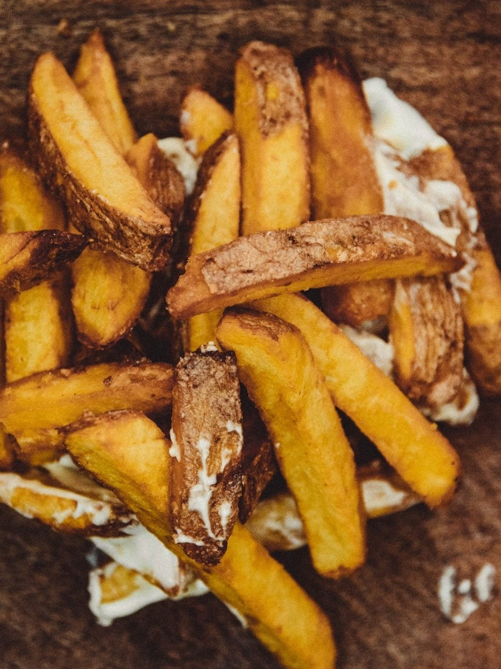 DOUBLE DUTCH - World famous fries!