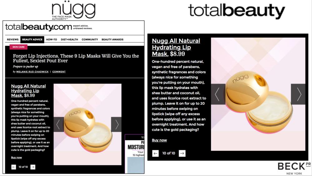 nugg Beauty Lip Mask X TotalBeauty.com - May 17th, 2017 - NO STATS.png