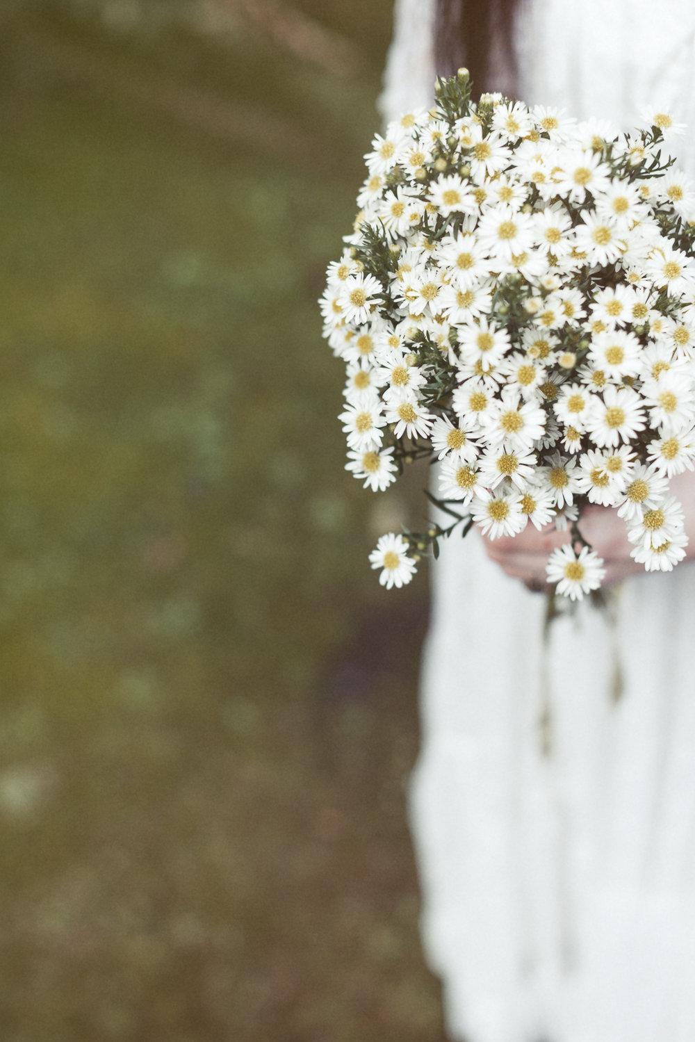 Copy of Mini daisy boho bouquet