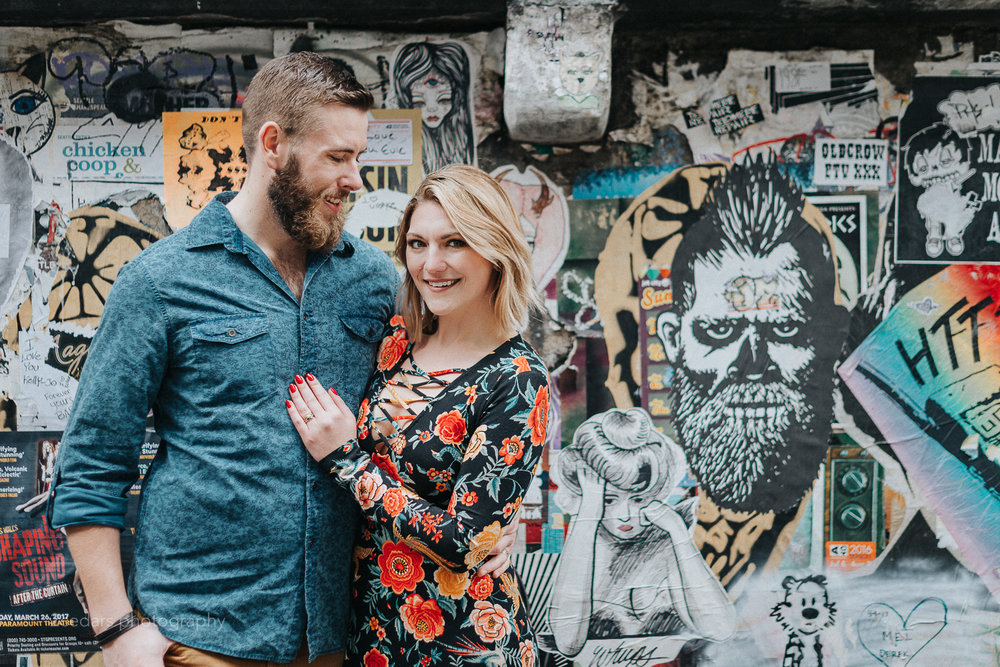 Seattle-Downtown-Engagement-Photos