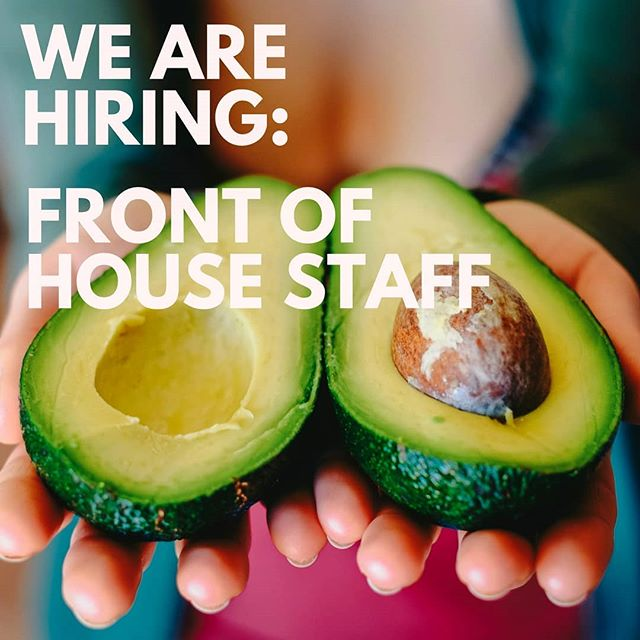 We are looking for two enthusiastic and service orientated awesome people to join our team. If you are passionate about health and plant based cooking and want to work in and learn more about these areas this is the job for you. Hospitality experience is essential as it a personal drive for service and customer care.  The positions on offer are approx 25hrs per week. Please send all enquires through to hello@sozosquare.com with a cover letter attached. Looking forward to hearing from you!  #gc #goldcoast #hiring #jobs