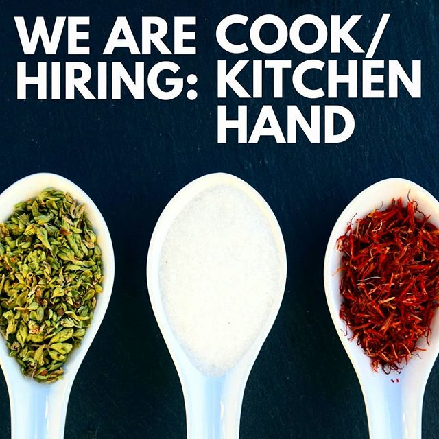 We are looking for two enthusiatic cooks or skilled kitchen hands who are passionate about health, cooking and serving the community. Experience in hospitailty is essential.  We are looking for someone who is a team player, hardworking, dilgent and wants to learn more about plantbased cooking and health.  Postions on offer are approx 30hrs per week. Please send all enquires through to hello@sozosquare.com with a cover letter! Looking forward to hearing from you!  #gc #goldcoast #goldcoastjobs #cook #hiring