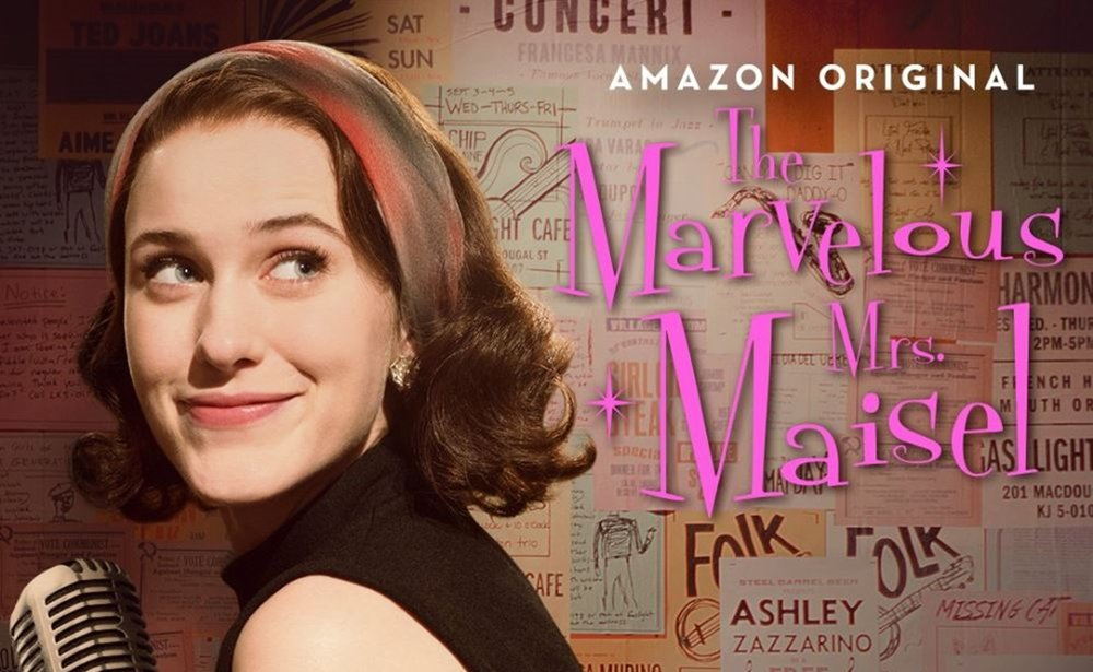 Amazon has a  set a premiere date  for season one of   The Marvelous Mrs. Maisel  starring Stonestreet's own,  Rachel Brosnahan . Rachel plays the title role and has single-handedly (in our opinion)  won the show a two season order ! We can't wait to binge all of season one  November 29th.