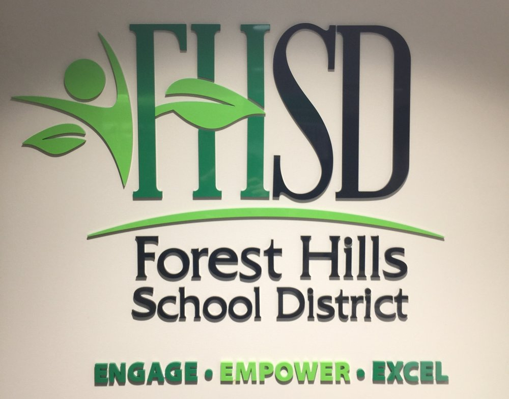 FOREST HILLS LOCAL SCHOOL DISTRICT Main Office
