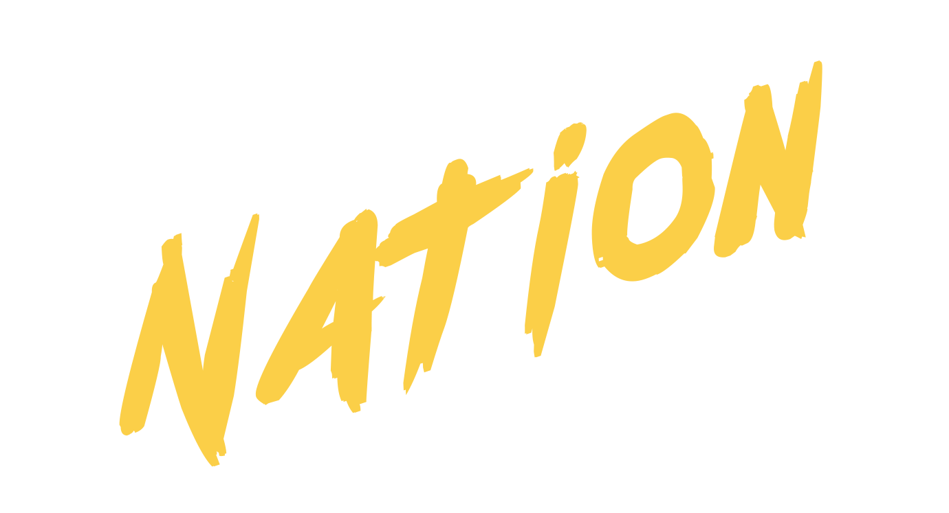 Nation Symbol in Yellow