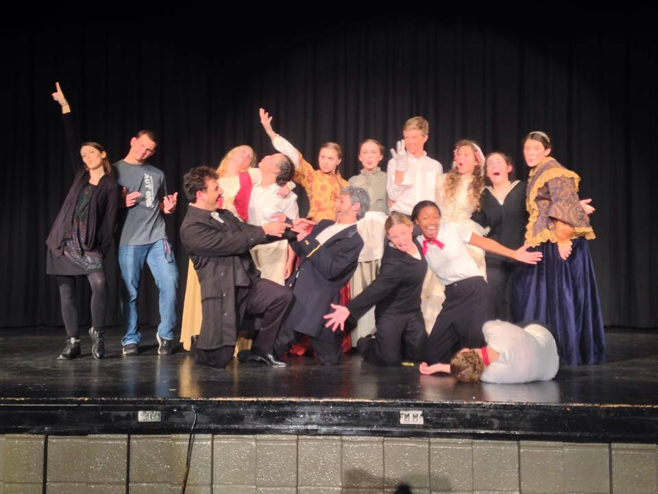 Nevermore!, 2014 NCTC