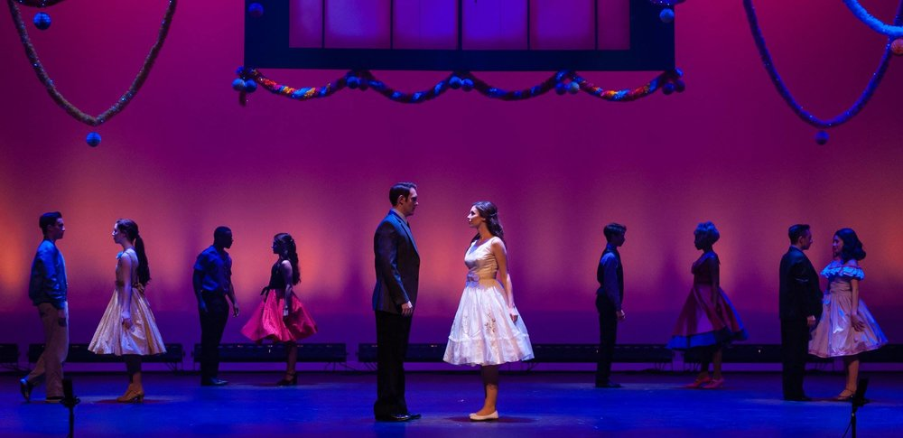 West Side Story - Tiffany Renee Bear as Maria