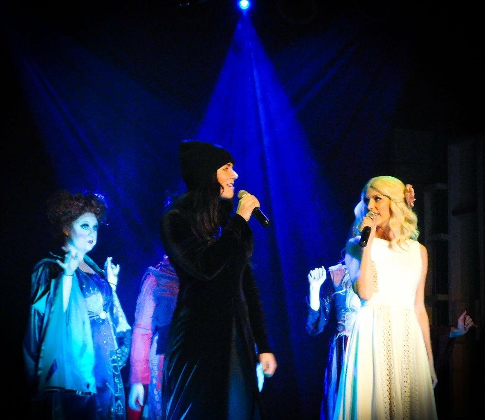 Villains Cabaret - Forte Theatre