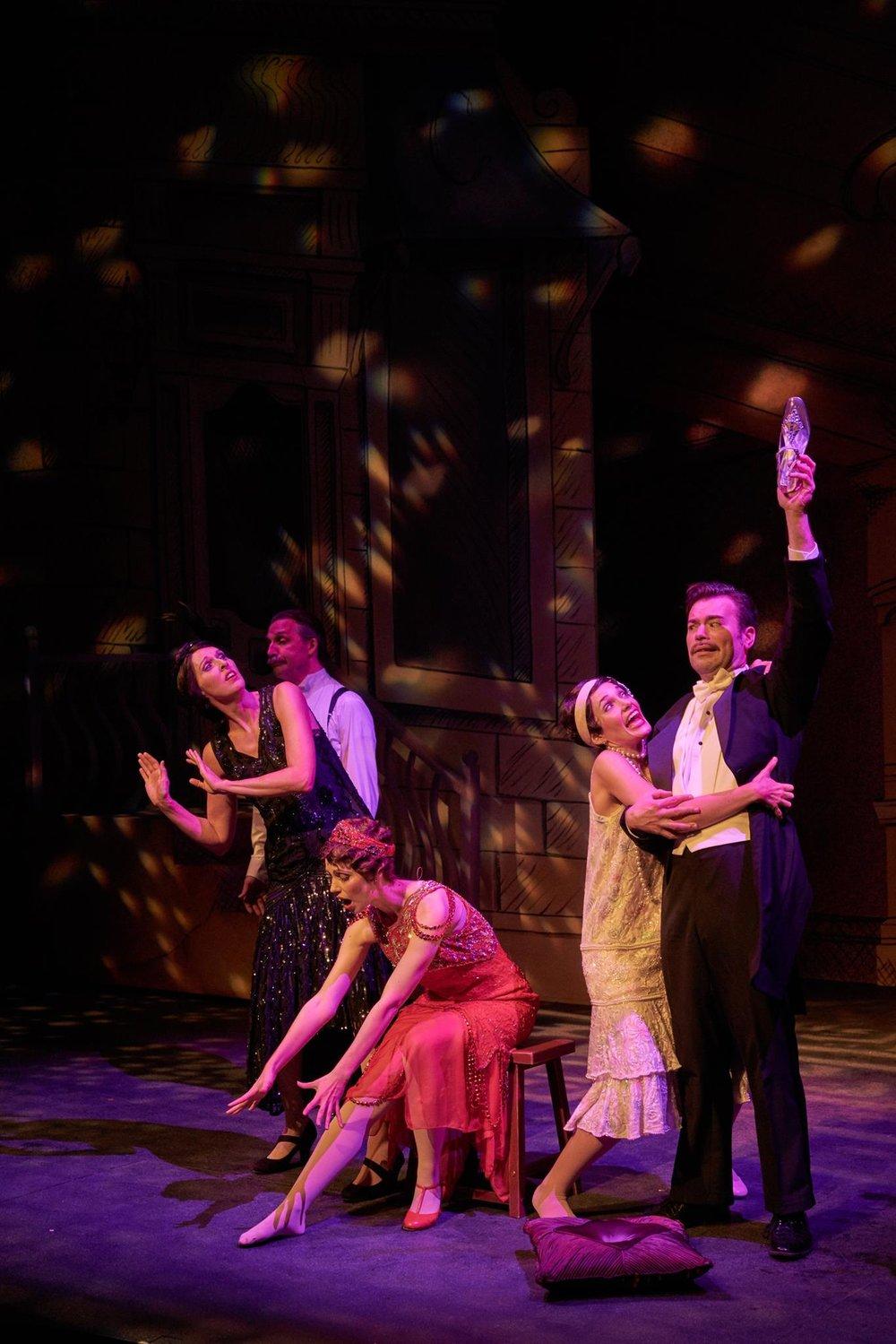 Ella's Big Chance: A Jazz Aged Cinderella - The Children's Theatre of Charlotte