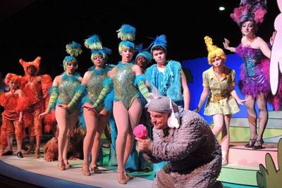 Seussical: The Musical - Matthews Playhouse