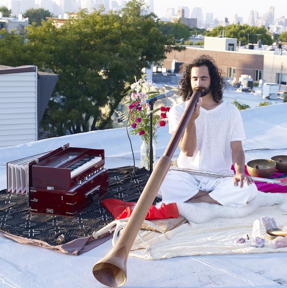 Tyler Sussman Didgeridoo Didj Didge
