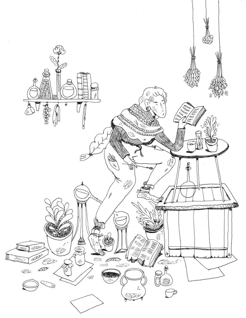 Amateur Alchemist