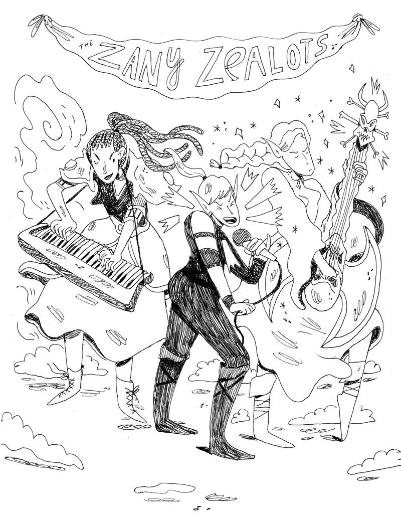 Zany Zealots