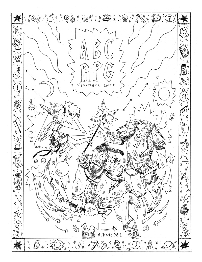 ABC RPG
