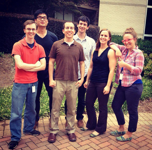 Weiss Lab circa 2013, Emory Vaccine Center
