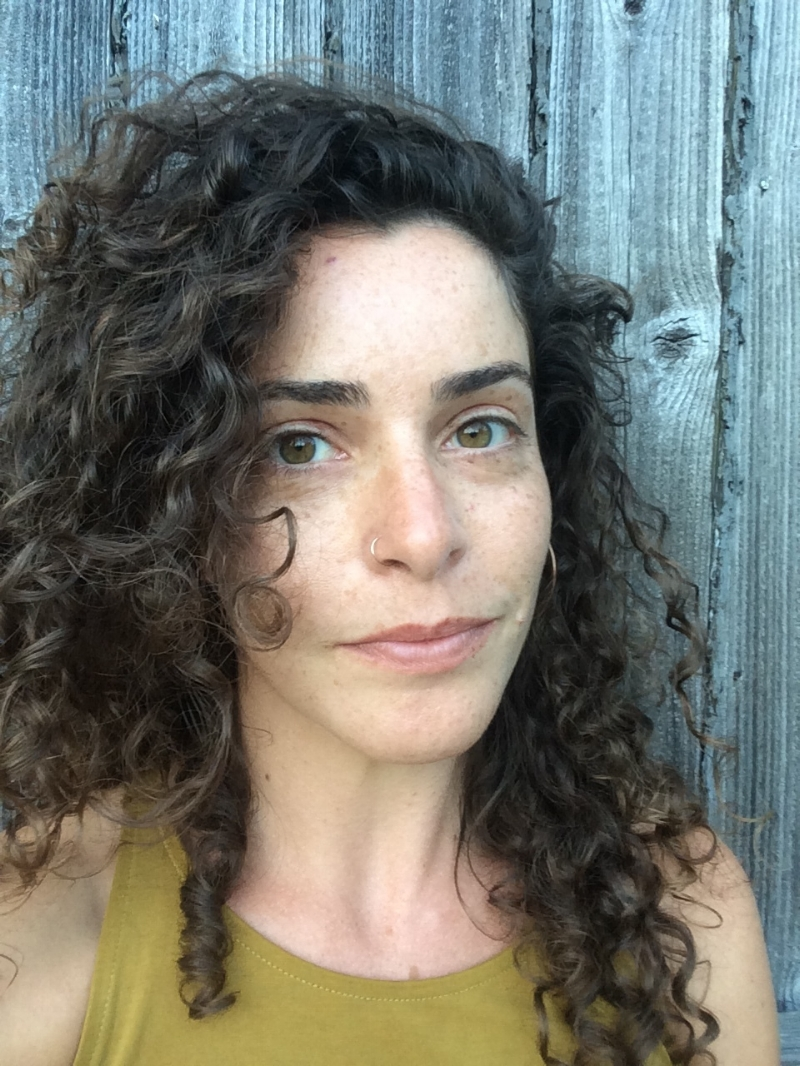 Leora Fridman - is a writer, artist and educator, author of My Fault (Cleveland State University Press, 2016) in addition to multiple chapbooks of poetry, prose and translations, and is currently at work on a book of nonfiction.
