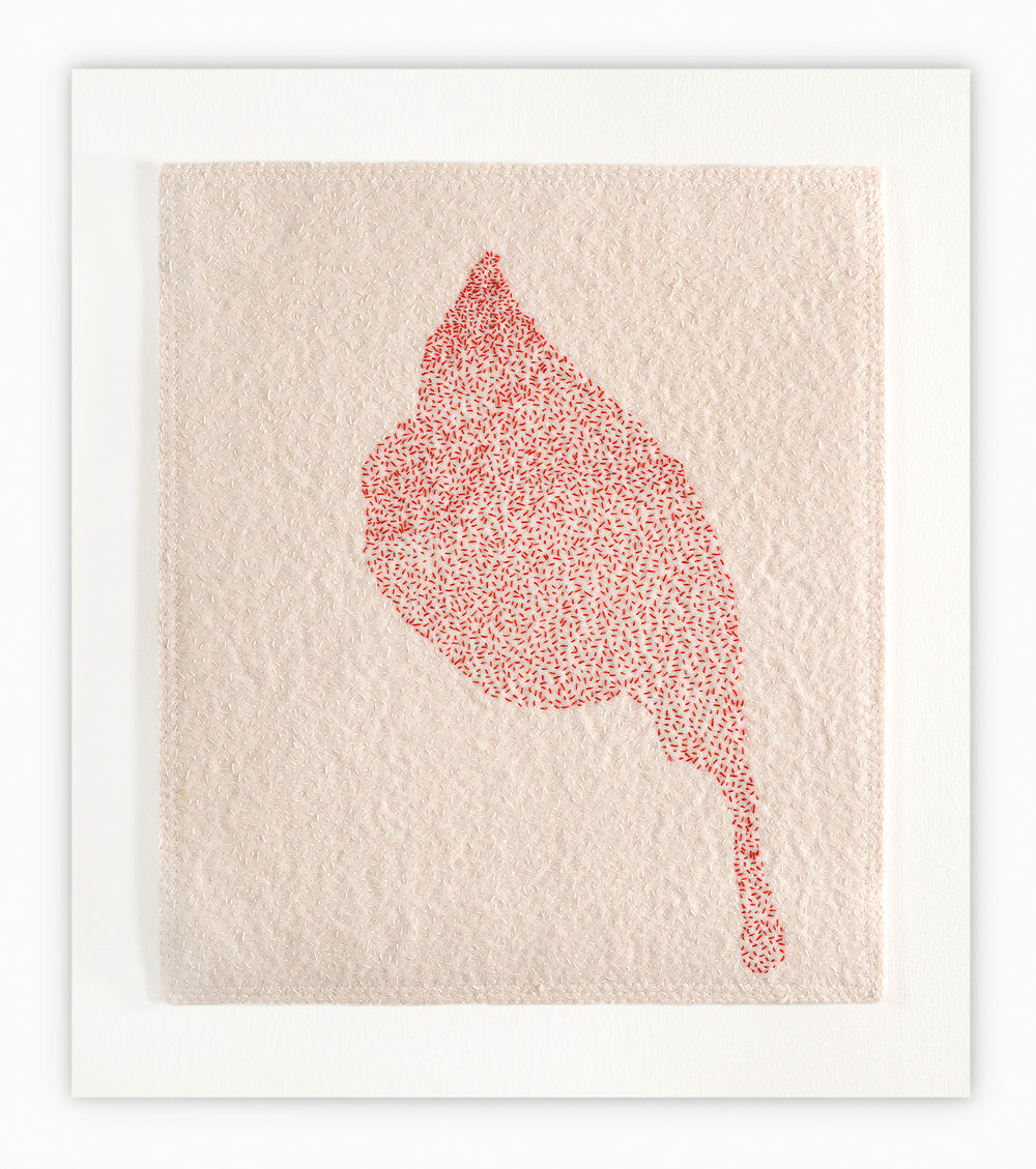 Winter's Cardinal (Sold)